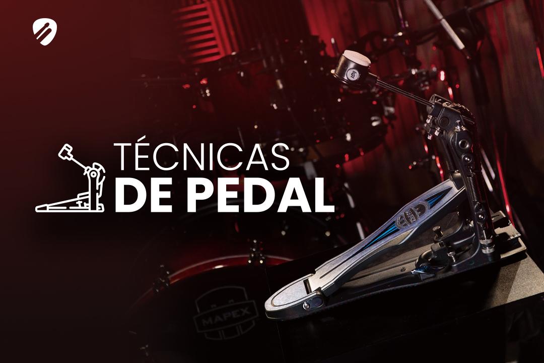 Técnicas de Pedal